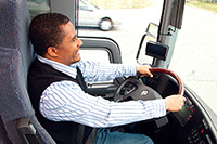 Our Professional Coach Drivers